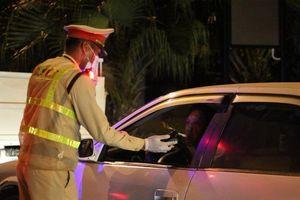 5 ngày ra quân, CSGT phạt gần 1.500 tài xế 'dính' nồng độ cồn