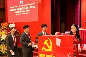 Nâng cao vai trò của tổ chức Đảng tại Tổng công ty Thuốc lá