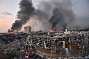 BNG: Người Việt bị thương trong vụ nổ ở Beirut có 'sức khỏe ổn định'