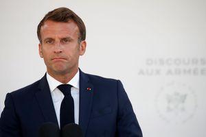 Tổng thống Pháp tức tốc tới Lebanon