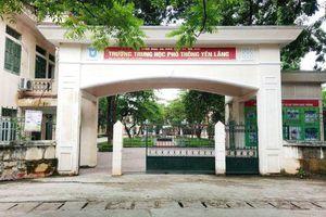 Huyện Mê Linh: Sẽ đo thân nhiệt gần 2.400 thí sinh dự thi tốt nghiệp THPT