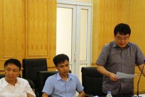 Bổ nhiệm Trưởng ban Quản lý khu Kinh tế Nghi Sơn tỉnh Thanh Hóa