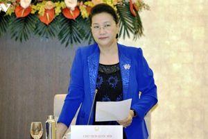 Chủ tịch QH chủ trì phiên họp thứ 2 Ban Chỉ đạo quốc gia, Ban Tổ chức AIPA 41