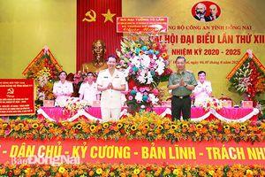 Đại hội đại biểu Đảng bộ Công an tỉnh Đồng Nai, Quân khu 3