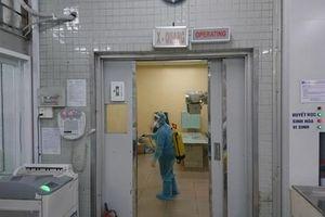 Bác sĩ ở Đồng Nai mắc Covid-19 không tham gia lớp học tại Bệnh viện Chợ Rẫy