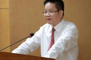 Phó Chánh văn phòng Bộ GD-ĐT đột tử tại Bắc Kạn