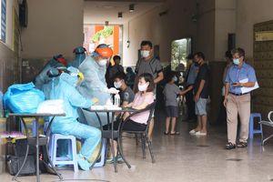 TPHCM: 29.533 người từ Đà Nẵng về từ ngày 1-7 được lấy mẫu xét nghiệm