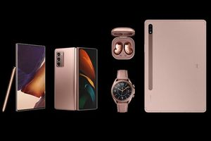 Samsung ra mắt loạt thiết bị Galaxy mới