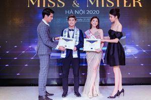 Chàng Tiktoker giành giải Nam vương Ảnh cuộc thi 'Miss & Mister Hà Nội'