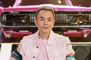 Chân dung rapper Binz ngồi ghế nóng 'Rap Việt' đang gây sốt