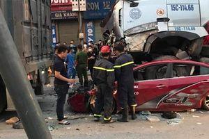 Hà Nội: Khởi tố vụ án gây TNGT khiến 3 người tử vong trên quốc lộ 5