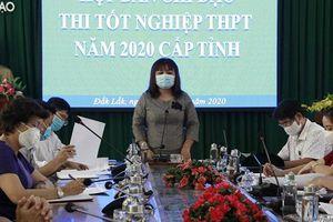 Thí sinh tại TP Buôn Ma Thuột sẽ thi tốt nghiệp THPT vào đợt sau