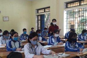 Lào Cai chỉ đạo 'nóng' về phòng chống Covid-19 tại kỳ thi tốt nghiệp THPT