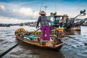 Ngày hội Du lịch 'Văn hóa chợ nổi Cái Răng'