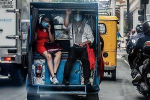 Philippines ghi nhận con số kỷ lục với hơn 6.000 ca nhiễm Covid-19 trong 24 giờ