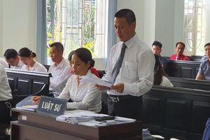 Ngày đầu xét xử vụ kiến dự án Hòa Lân: Đòi hỏi của nguyên đơn bị đánh giá thiếu cả lý lẫn tình