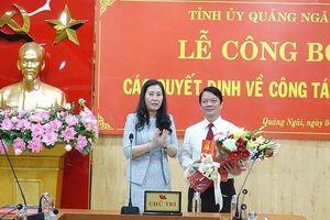 Trưởng Ban Tổ chức Tỉnh ủy Quảng Ngãi qua đời tại Bệnh viện Đà Nẵng