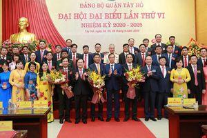 Hà Nội: Ông Đỗ Anh Tuấn làm Bí thư quận ủy Tây Hồ