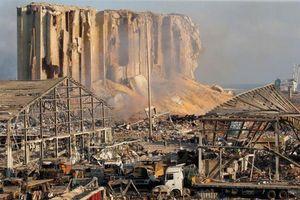 Các nước gửi viện trợ tới Lebanon khi số người chết trong vụ nổ ở Beirut tăng lên ít nhất 100