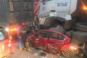 Tài xế container khai do buồn ngủ đã gây ra tai nạn khiến 3 người tử vong tại Long Biên