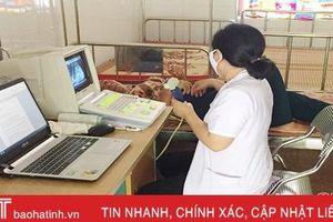 Nhiều địa phương ở Hà Tĩnh tạm dừng chiến dịch chăm sóc sức khỏe sinh sản
