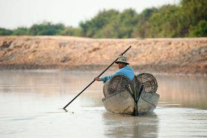 Ủy hội sông Mekong báo động về mực nước Biển Hồ Campuchia