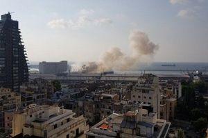 Cộng đồng quốc tế chia buồn với Liban về vụ nổ ở Beirut