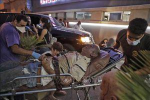 Một người Việt Nam bị thương trong vụ nổ ở Liban