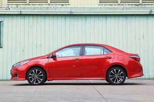 Toyota Corolla Altis 2020 ra mắt tại Việt Nam, giá thấp hơn 28 triệu