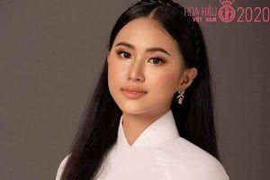 Phù Bảo Nghi dự thi Hoa hậu Việt Nam 2020