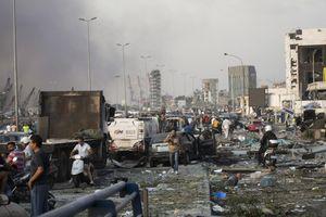 Người dân Beirut tuyệt vọng trước khung cảnh đổ nát