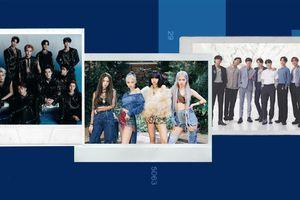 Từ A-Z Kpop trên BXH World Album Billboard tuần này: NCT 127 và Stray Kids đuổi sát BTS, BlackPink là girlgroup duy nhất góp mặt