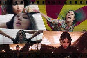 Bảo Thy bất ngờ 'hợp nhất' với Billie Eilish trong loạt MV đình đám, sẽ có một BillieThy mới xuất hiện?