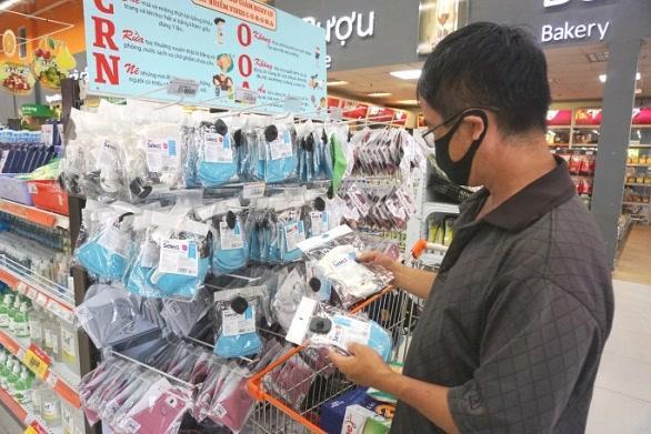TP. HCM công bố hàng ngàn điểm bán khẩu trang