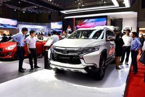 Việt Nam đứng thứ 4 Đông Nam Á về sản lượng tiêu thụ ôtô trong nửa đầu năm