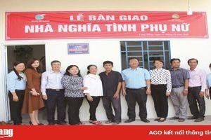 Hội Liên hiệp Phụ nữ An Giang thi đua yêu nước, góp phần phát triển kinh tế - xã hội