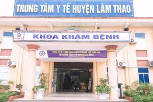 Phú Thọ: Chuyển giao thành công kỹ thuật 'Tạo hình niệu quản' cho TTYT huyện Lâm Thao