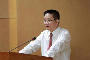 Phó Chánh văn phòng Bộ GD-ĐT Nguyễn Việt Hùng đột tử tại Bắc Kạn