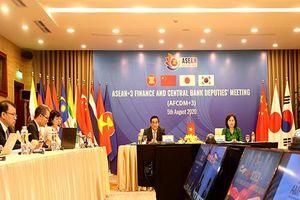 Khai mạc hội nghị Thứ trưởng Tài chính và Phó Thống đốc ngân hàng trung ương ASEAN+3