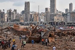 Lebanon tuyên bố tình trạng khẩn cấp ở Beirut, Israel bác nghi án đứng sau vụ nổ