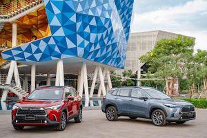 Toyota Corolla CROSS trình làng tại Việt Nam với giá từ 720 triệu đồng