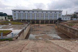 Ứng phó ngập lụt, Hà Nội vận hành 43 trạm bơm tiêu úng