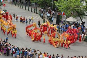 Nhiều hoạt động được tổ chức nhân dịp kỷ niệm 1010 năm Thăng Long - Hà Nội