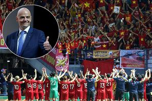 Lời hứa của chủ tịch FIFA và vé World Cup của Việt Nam