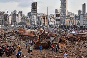 Nổ ở Lebanon: 5 ngày nữa có kết luận nguyên nhân