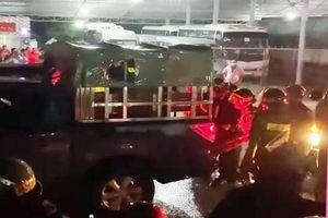 5 nghi can vụ nổ súng bắn chết người ở Long An bị bắt giữ