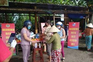 Lộ trình di chuyển của 03 ca nhiễm mới COVID-19 tại Quảng Nam