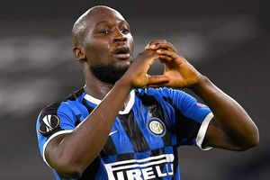 Lukaku lập kỷ lục giúp Inter Milan vào tứ kết Europa League