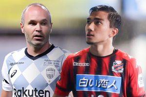 Chanathip có tạo ảnh hưởng hơn Iniesta ở J.League?