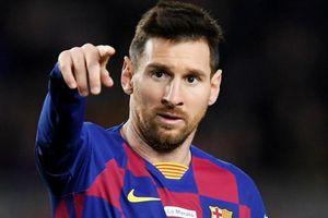 Chủ tịch Barca hé lộ thời điểm Messi có thể treo giày